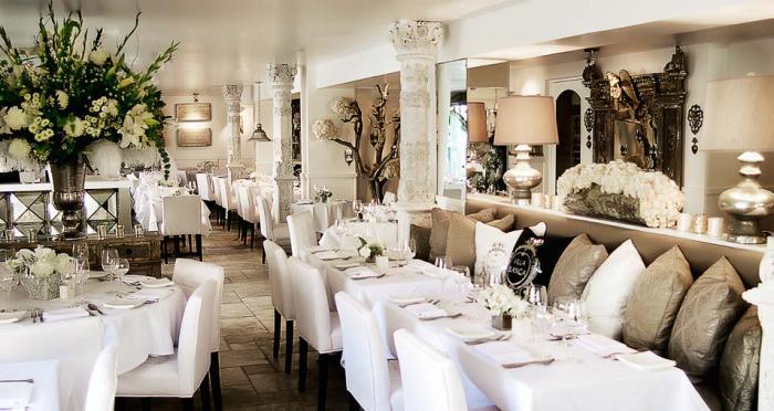 Casa Blanca Restaurant Beverly Hills