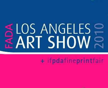 Visiting the 2010 Los Angeles Art Show
