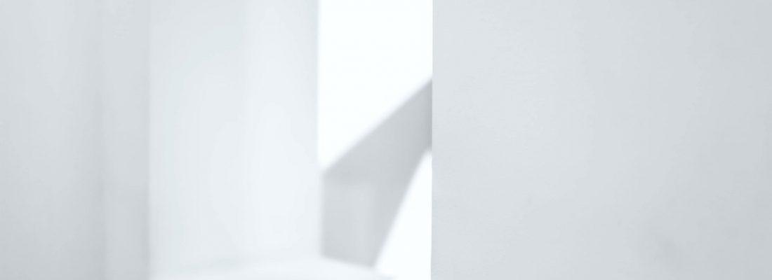 White Window Opening